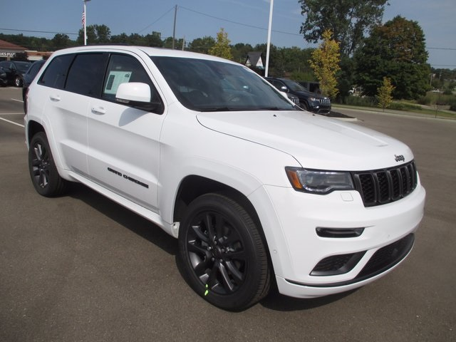 New 2018 Jeep Grand Cherokee High Altitude Sport Utility