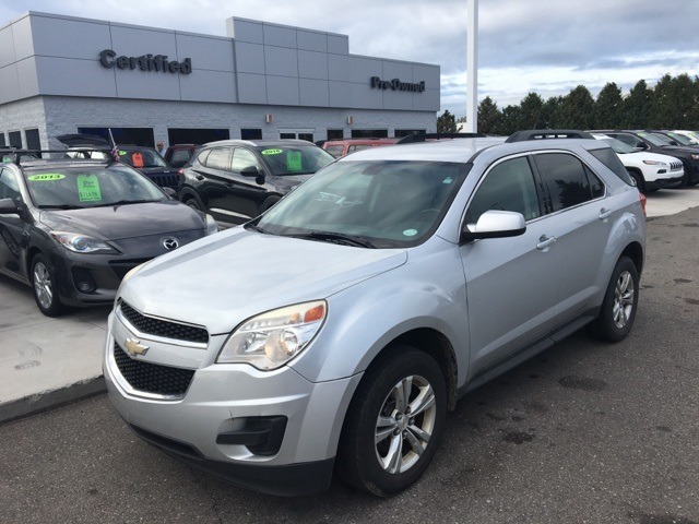 Lovely Pre Owned 2010 Chevrolet Equinox LT