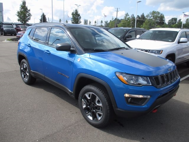 2018 jeep compass trailhawk. brilliant compass new 2018 jeep compass trailhawk throughout jeep compass trailhawk