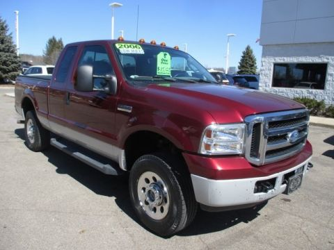Pre-Owned 2006 Ford F-250SD XLT